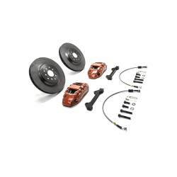 Nashin N5 6 Pot Brake Kit - 355x32mm
