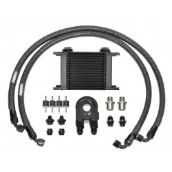 Racinglines Performance Oil Cooler Kit - Push On Series Hose
