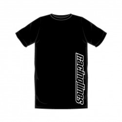 Racinglines Black T Shirt