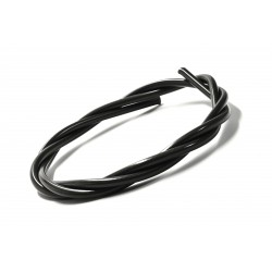 Stainless Steel Braided Brake Lines (PTFE) - Carbon