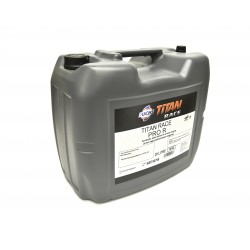 Fuchs Titan Race PRO-R 15w/50 Engine Oil 20 Litres