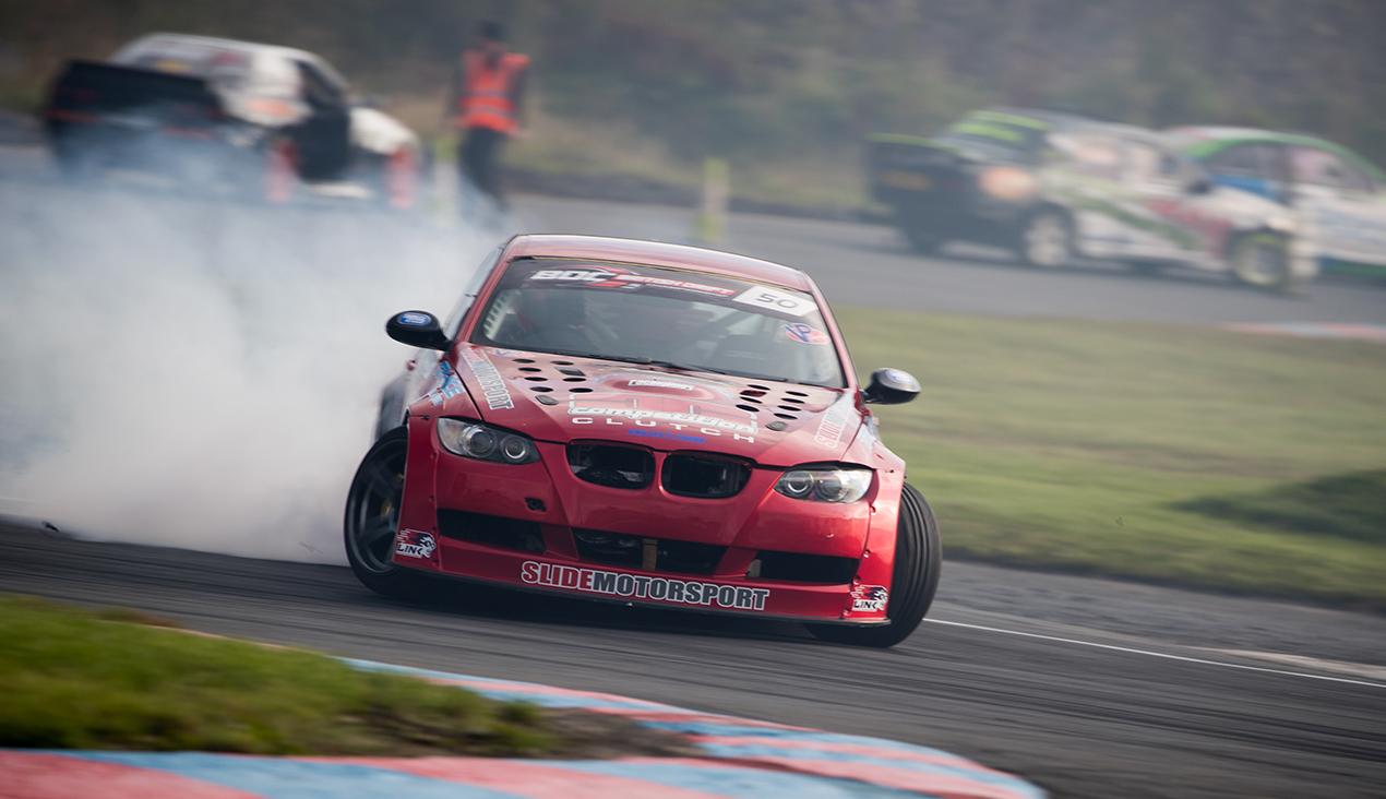 Matt Stevenson - Slide Motorsport - Interview