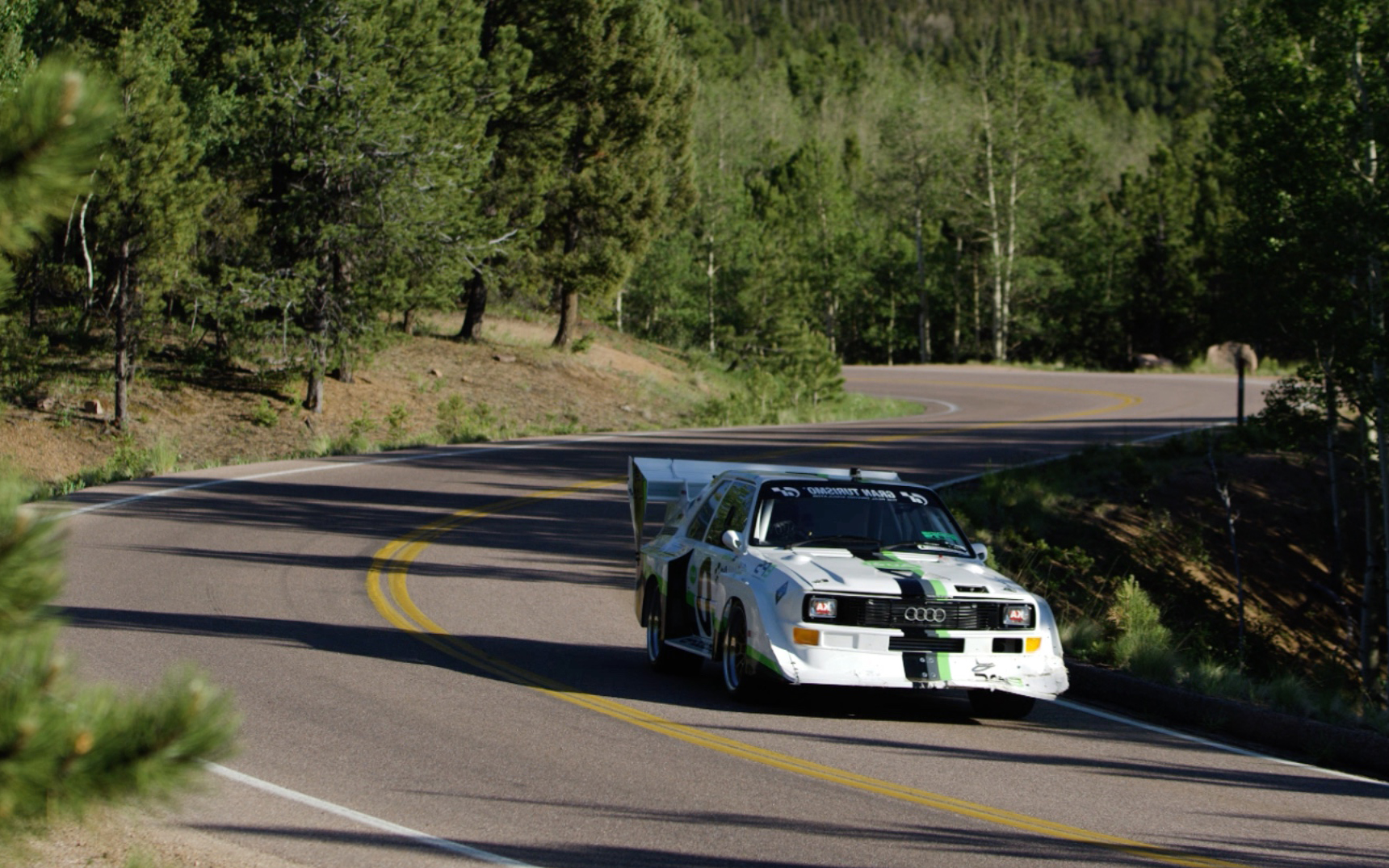 News Race Car Fuel Filters Video Pikes Peak Special Dave Rowe