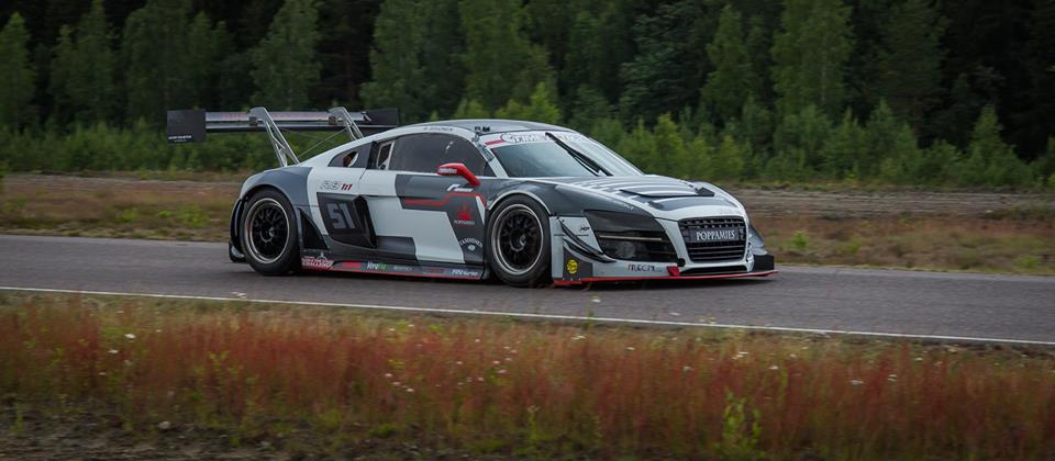 Sami Sivonen - Audi R8 1:1 Team - Interview